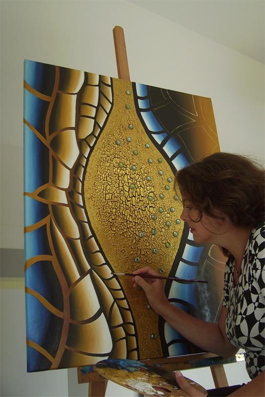 Rita Gil Brand malt